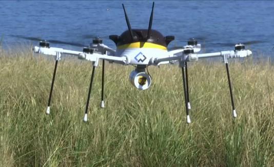 Drones UPS