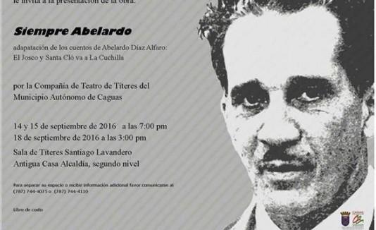 Abelardo en Caguas