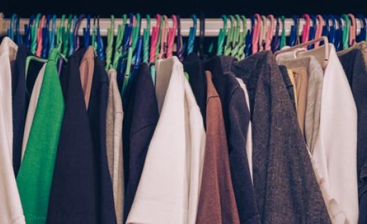 Closet, ropa