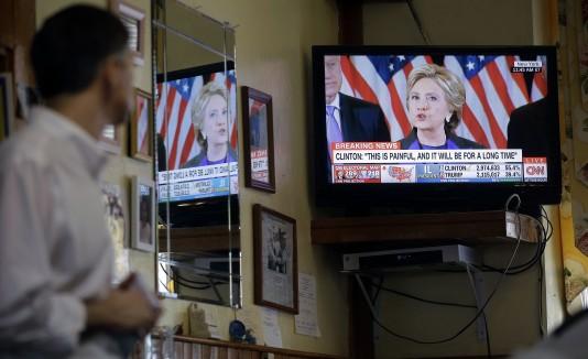 Clinton habla
