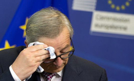 Presidente de la Comisión Europea, Jean-Claude Juncker
