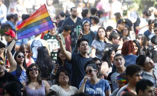 Parada gay de Chile