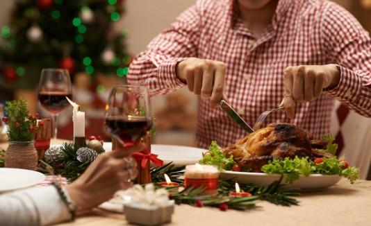 Comida, navidad