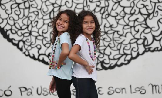 Maia y Malena Hernández