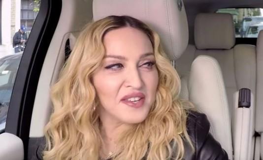 Madonna en Carpool Karaoke
