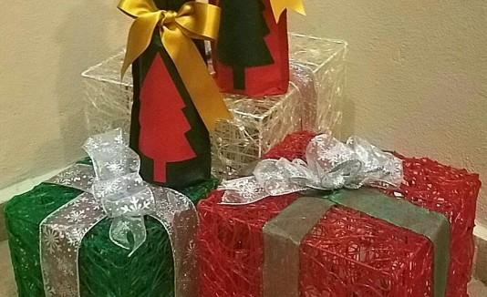 DIY Bolsas de regalo