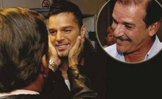 Padre Ricky Martin