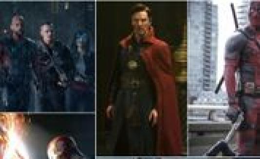 Películas de superhéroes 2016