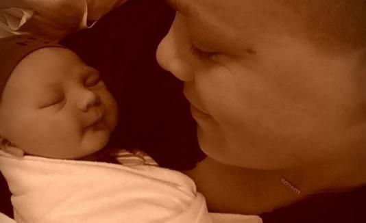 P!nk y su bebé