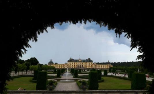 Castillo de Drottningholm