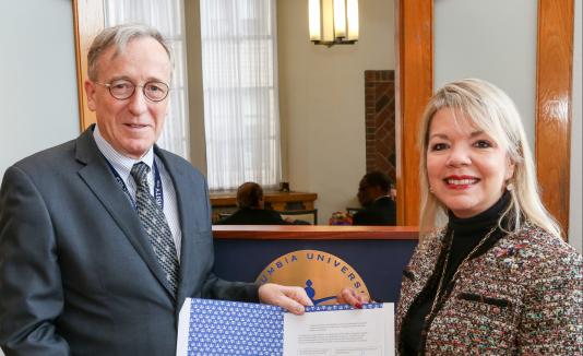 Acuerdo entre RCM y Columbia