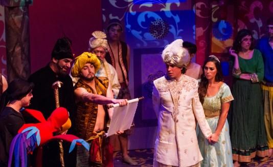 Obra de Aladdin