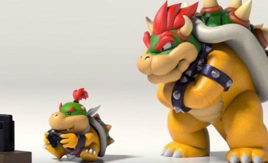 Bowser, Nintendo Switch