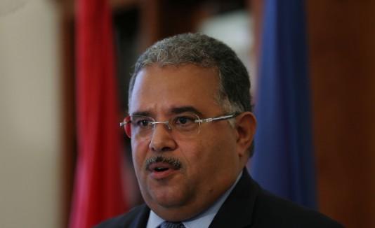 Rafael Rodríguez, secretario de Salud