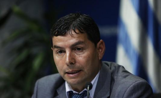 Eduardo Pereyra, director nacional de Empleo de Uruguay