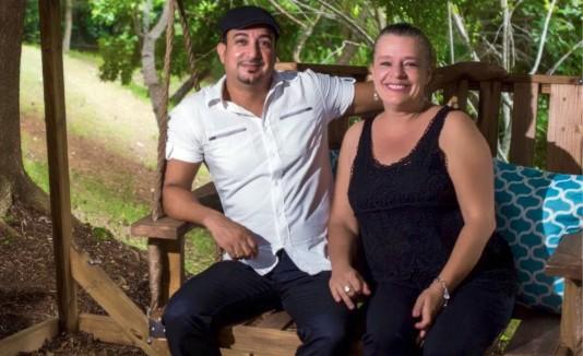 """Jesús Rinaldi y Lissete Gregory, propietarios de """"Koala, la gran aventura"""""""