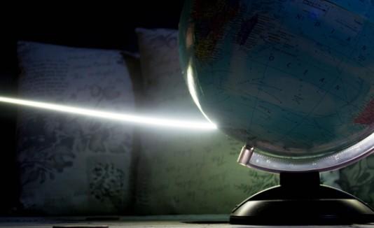 Globo terraqueo, mapa, mundo