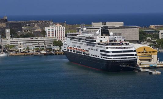 Crucero, San Juan