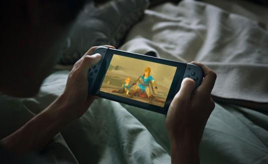 Nintendo Switch (anuncio delSuper Bowl)