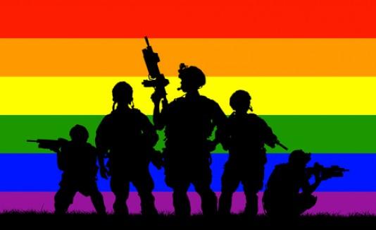 Ejército gay, soldados