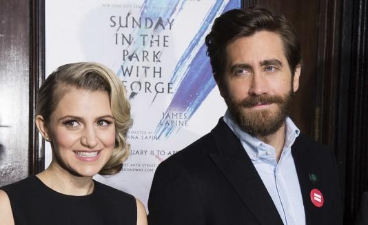 Annaleigh Ashford y Jack Gyllenhaal