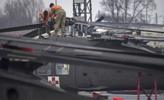 Helicoptero militar de EEUU