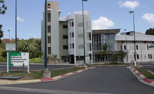 RUM Edificio de Administración de empresas