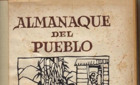 Almanaque del pueblo