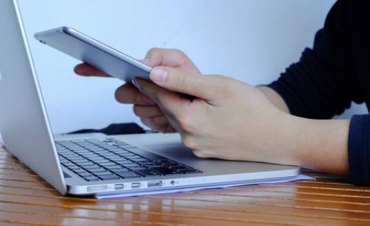 Computadora y tableta