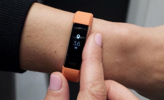 Monitor de Fitbit