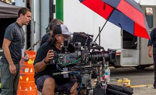 Filmación de Dos Caminos