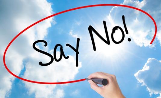 Say No!, drogas