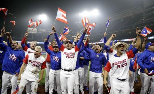 Puerto Rico en el Clásico Mundial de Béisbol