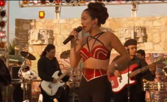 Jénnifer López como Selena
