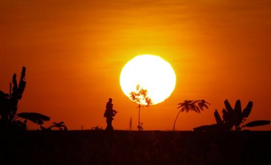 Sol, amanecer