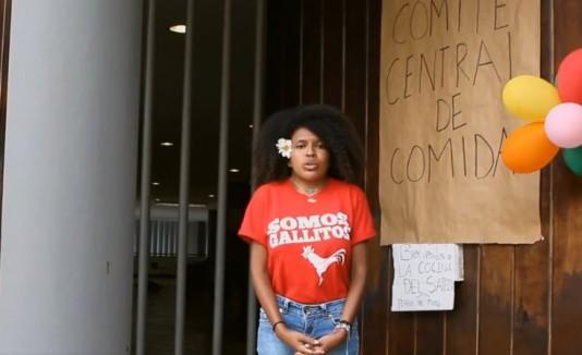 Estudiantes hacen llamado a participar en la Asamblea Estudiantil