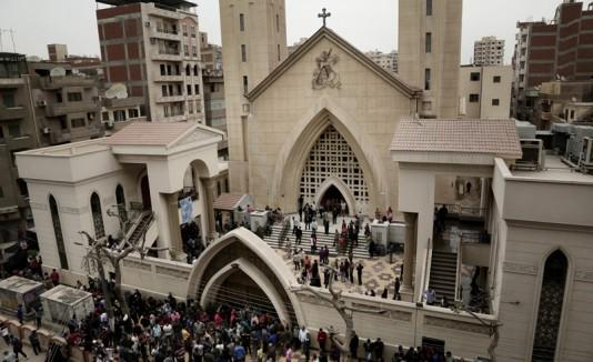 Atacan iglesias cristianas en Egipto