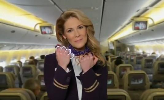 Parodia a United Airlines