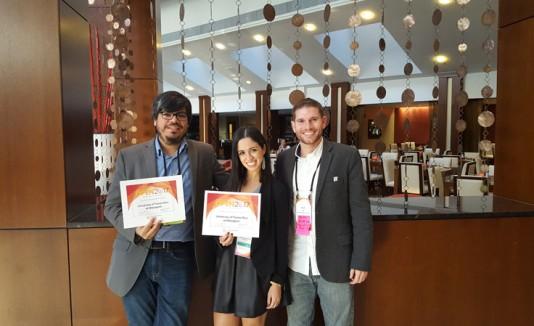 Pathways to Innovation del RUM recibe dos premios