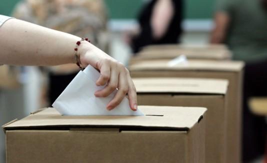 Papeleta, elecciones, voto