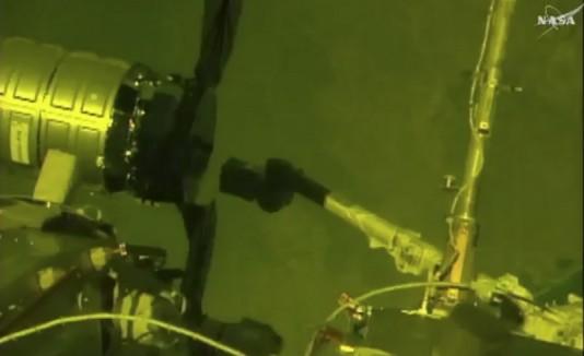 Suministros Estación Espacial