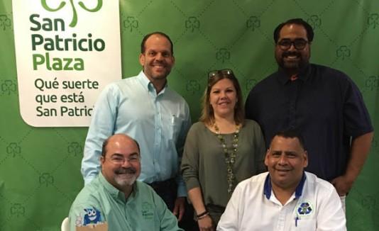 San Patricio Plaza lanza programa de reciclaje