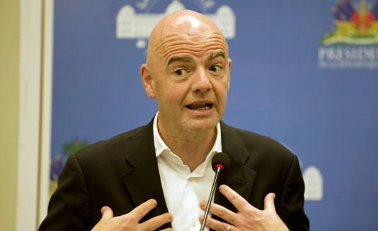 Gianni Infantino, presidente de la FIFA,  podría tener más autoridad para tomar decisiones sobre el Consejo.