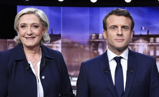 Los candidatos a la presidencia en Francia se preparan para lasegunda ronda de elecciones el domingo entrante.