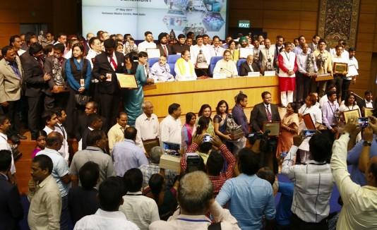 India Premios por limpieza
