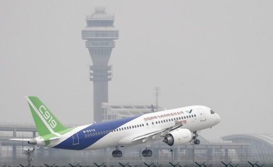 Avión chino