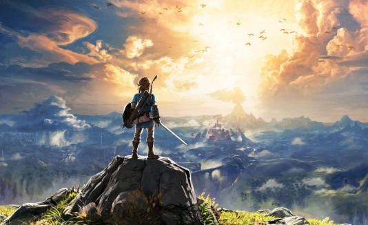"""Zelda llegará luego del juego """"Animal Crossing"""" que debutará este año."""