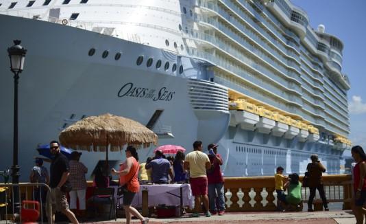 Crucero Oasis