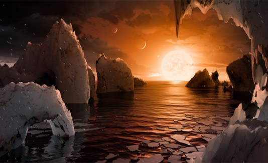 NASA Planetas similares a la Tierra