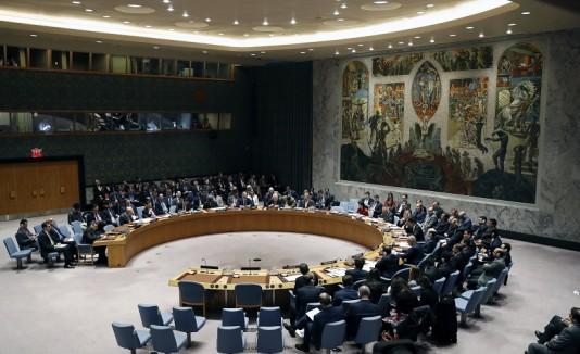 ONU Consejo de Seguridadq